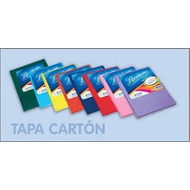 Cuaderno Rivadavia Escolar Tapa Dura Color O Lunar 50 Hojas