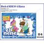 Block El Nene Blanco Nº 6 - Para Dibujo Acuarela Tempera