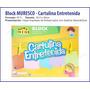 Block Muresco Cartulina Entretenida Geometrico Bifaz 20 Hjs