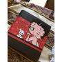 Carpeta Escolar Betty Boop- 3 Ganchos - Macomania
