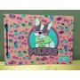 Carpeta Escolar N*5 Simones /muaa/kosiuko Dos Tapas Carton