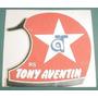 Automovilismo - Calcomania Casco Tony Aventin Rs