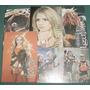 Tarjetas Shakira Britney Spears Christina Aguilera Jordan