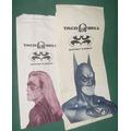 Publicidad Batman Batichica Sobres Usa Taco Bell Orig 1997