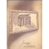 Catalogo Muebles Radiocombinados Musica Gabinetes