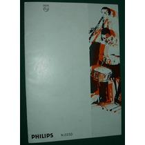 Manual Usuario Reproductor Grabador Casettes Philips N2233
