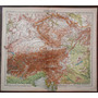 Hermoso Mapa Antiguo De Austria Grabado Aleman Del Año 1906