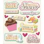 Plancha De Stickers Tridimensionales Life