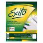 Repuesto Nº3 Exito 48 Hojas Con Margen Reforzado P/ Carpeta