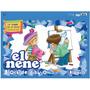 Block De Dibujo Blanco El Nene N°5 X 24 Hojas