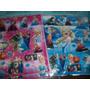 Plancha De Stickers A4 De Frozen/jacke/tinkerbell/sofia/car