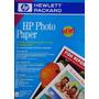 Hp Photo Paper Papel Fotografico 165 G 20 Hojas