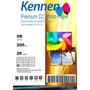 Papel Foto 13x18 Kennen Premium 200grs 120 Hojas Waterproof
