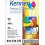 Papel Foto Premium Kennen 200gr 13x18 20h Glossy Waterproof