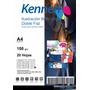 Papel Ilustración Inkjet A4 Brillo 150gr/m2 Bifaz 20 Hojas