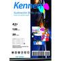 Papel Ilustración Inkjet Brillo 120 Grs A3+ 20 Hojas Kennen