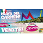 Caribe Mexico Playa Del Carmen 11 Dias - 10 Noches