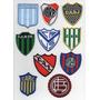 Escudo De Futbol Bordados - Apliques