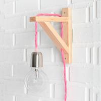 Lumo Lamps Lámparas Colgantes Con Cable De Colores