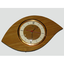 Reloj Retro Eléctrico Retro Decada Del 50 C/ Caja Funcionand