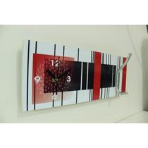 Reloj De Pared Perchero-moderno-vintage-minimalista-fabrica!