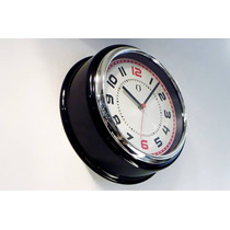 Reloj De Pared Retro Clock Silencioso