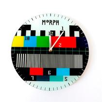 Reloj De Pared Señal Morph