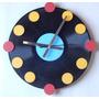 Relojes Artesanales En Discos Vinilo Diseños Unicos