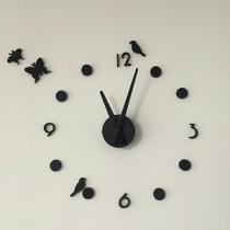 Reloj Para Armar Se Pega En La Pared Vos Elegis Como Arnarlo