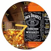 Reloj De Pared Heineken, Coca Cola Pepsi Fernet Jack Daniels