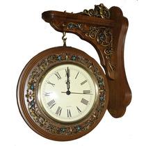 Relojes Antiguos De Colgar Doble Faz