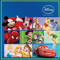 Papel Muresco Disney Vinilico, Linea Fundasoul Empapelado