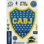 Wall Stickers Autoadhesivos Boca Juniors 50x70 Cm