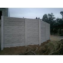 Tapial / Pared / Cerco / Muro / Premoldeado
