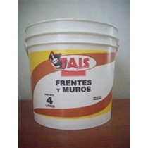 Latex Frentes Y Muros Tais Linea Premium 20lts