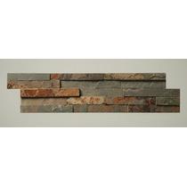 Panel De Piedra Burkina Oxido 15x55 - Misiones -