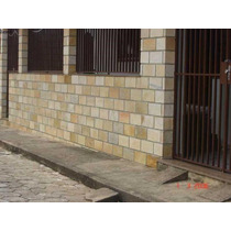 Piedra Santo Tomé Revestimiento Pared Int/ext