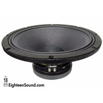 Parlantes 18 Eighteen Sound 18w 2000 Subwoofer 1200 W Aes