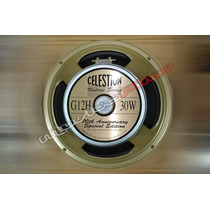 Celestion G12h 70th Anniversary 16 Ohms Parlante Musicapilar