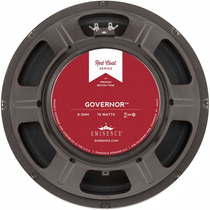 Parlante P/ Guitarra De 12 Eminence The Governor - 75w - Usa