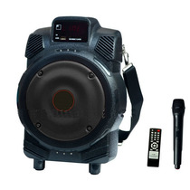 Bafle Potenciado Bateria Recargable Usb-bluetooth-mic Inalam