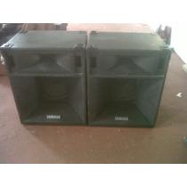 Bafles Cajas Parlantes Yamaha