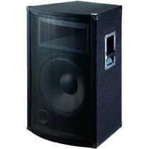 Bafle Profesional Audiosonic Woofer De 12 Y Bocina Piezo