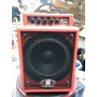 Amplificador Ss Pro 20 B A Batería Portátil Para Bajo Bass