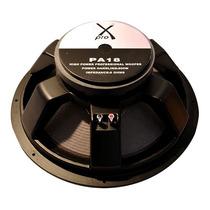 Xpro Pa18 Woofer 18 Pulgadas 600w Rms