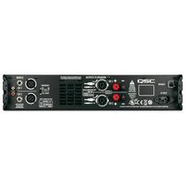 Potencia Qsc Gx3 500w Sonido En Vivo Profesional Crossover