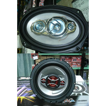 Combo 4 Parlantes 6x9¨ 120 Watts Rms + 6¨ 150 Watts Rms