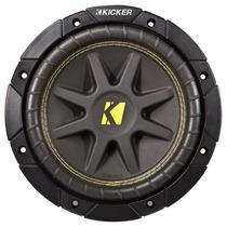 Kicker - Comps Subwoofer De 8 Con Bobina Móvil Simple De 4