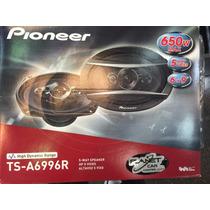 Parlantes Pioneer Tsa 6996 Linea 2016 650w Conos Tecnologia