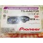 Parlantes Pioneer 4 X6 Ts-a4670r 3 Vias